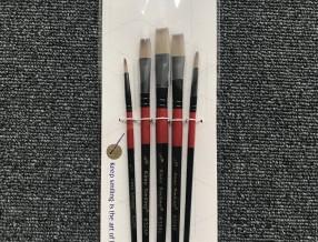 Artist Brush(5pcs)-플랫