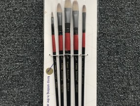 Artist Brush(5pcs)-라운드